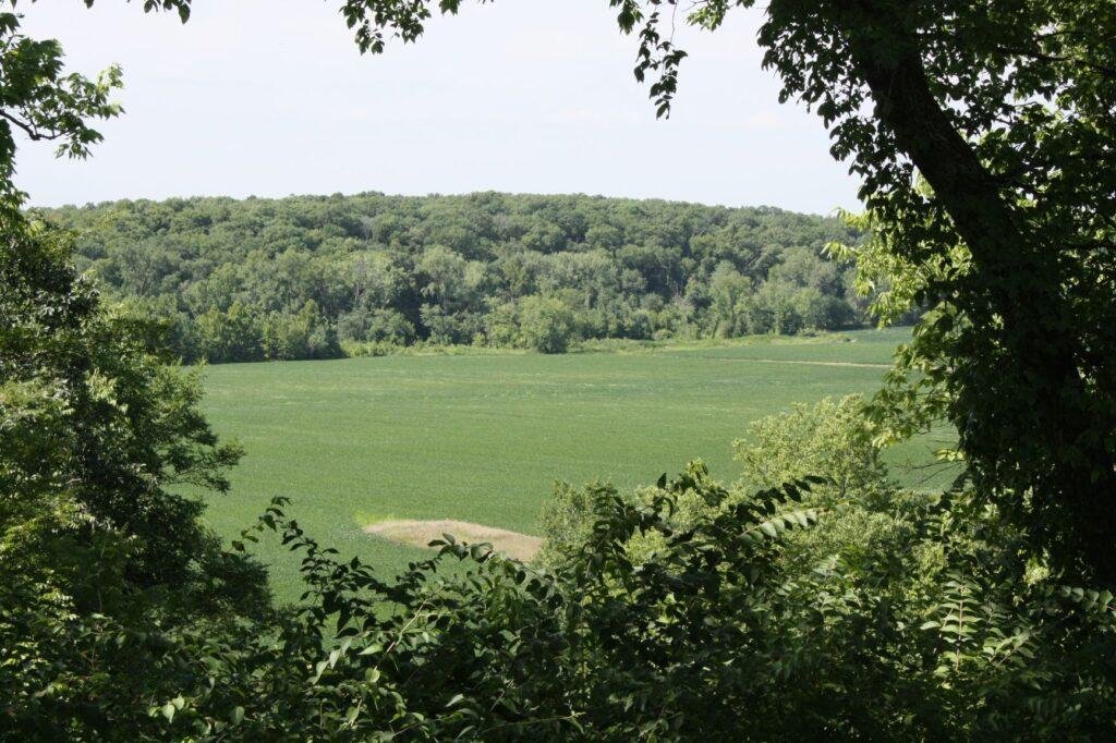 overlooking the valley of Adam-ondi-Ahman