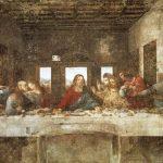 Leonardo Da Vinci's paint of the Last Supper
