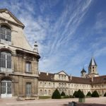 Benedictine monastery at Cluny