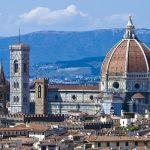 Skyline of Florence with Duomo