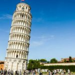 Bell tower of Pisa, Italy
