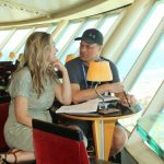 couple time on royal Caribbean Jewel of the SEa
