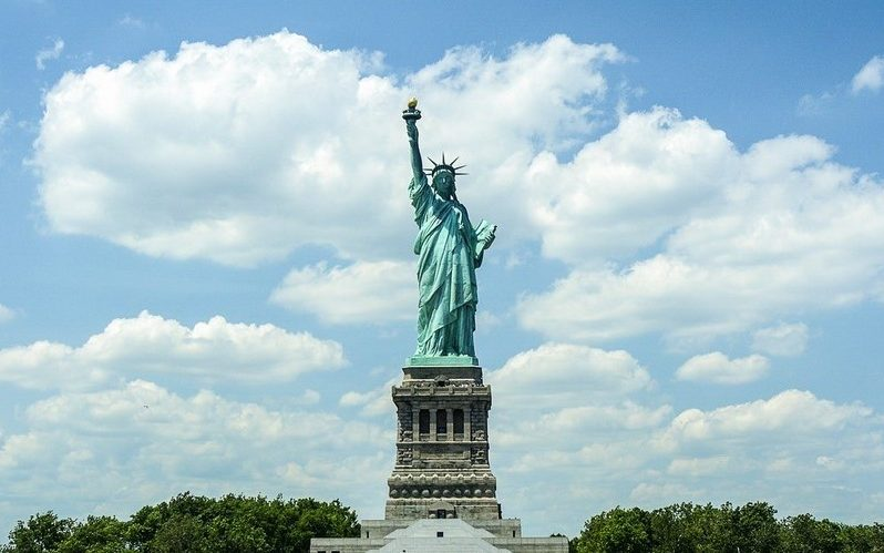 symbol of liberty for United States of America