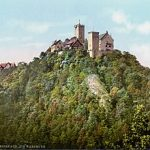 Wartburg Castle from the SW germany