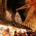 Christmas Market Germany Marienplatz