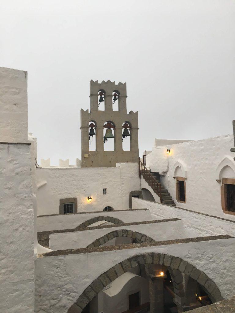 st monastery of st john bell tower